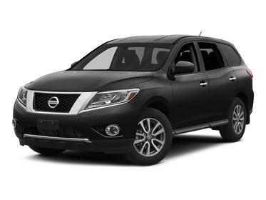 2015 Nissan Pathfinder S Sport Utility