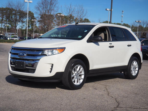 2013 Ford Edge SE Sport Utility Raleigh NC