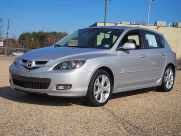 2008 Mazda Mazda3 S SPORT *LTD AVAIL* Hatchback Raleigh NC