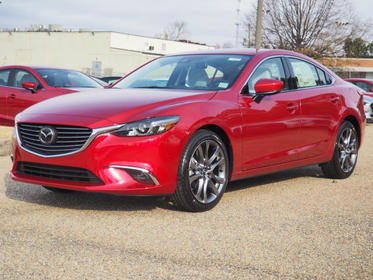 2017 Mazda Mazda6 GRAND TOURING 4dr Car Raleigh NC