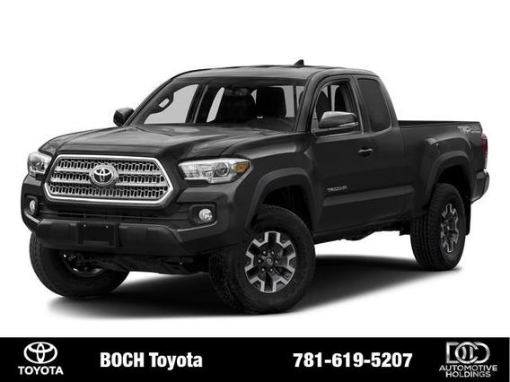 2018 Toyota Tacoma TRD OFF ROAD ACCESS CAB 6' BED V6 4 Extended Cab Pickup