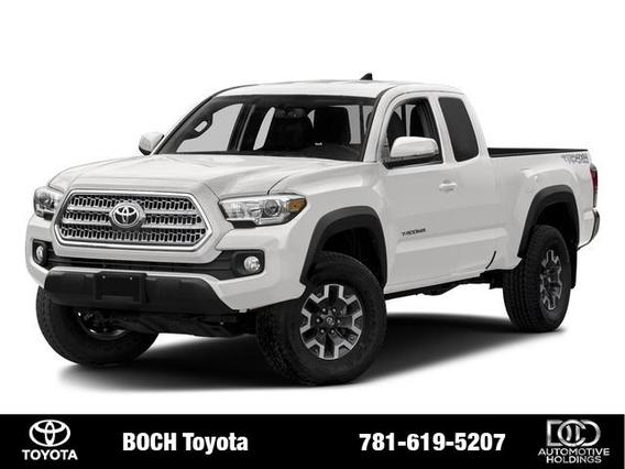 2018 Toyota Tacoma TRD OFF ROAD Long Bed
