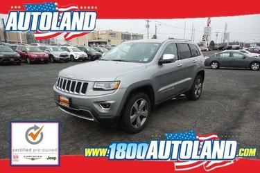 2015 Jeep Grand Cherokee LIMITED Sport Utility Springfield NJ