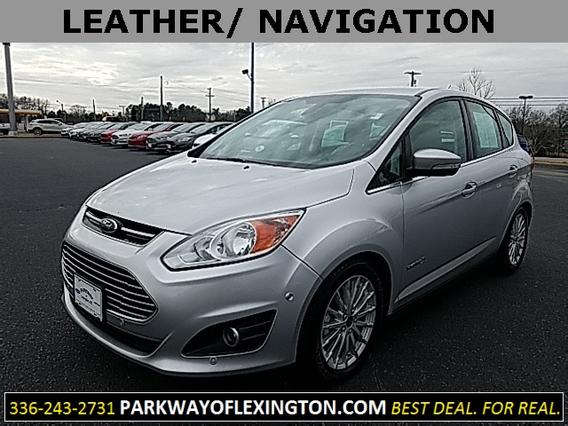2013 Ford C-Max Hybrid SEL 4D Hatchback Lexington NC