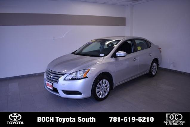 2014 Nissan Sentra S 4dr Car Norwood MA