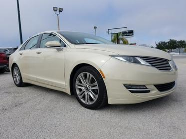 2016 Lincoln MKZ RESERVE Leesburg Florida