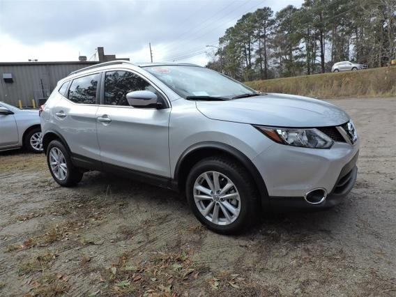 2017 Nissan Rogue Sport SV 4D Hatchback Wilmington NC