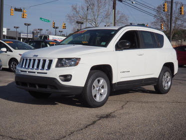 2014 Jeep Compass SPORT Sport Utility Raleigh NC