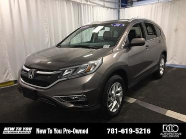 2016 Honda CR-V AWD 5DR EX-L Norwood MA