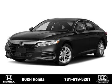 2018 Honda Accord LX CVT Norwood MA
