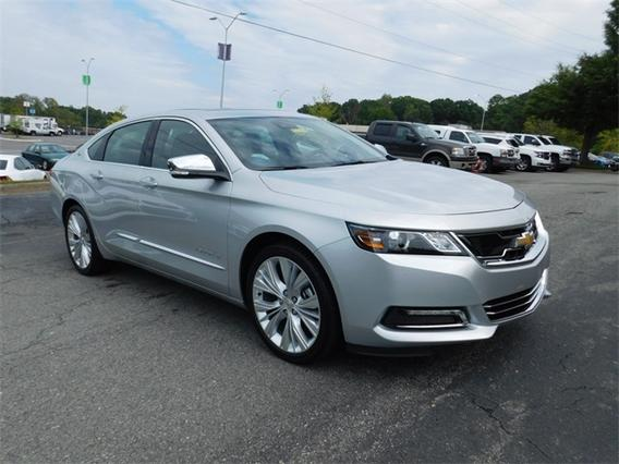 2018 Chevrolet Impala PREMIER Raleigh NC