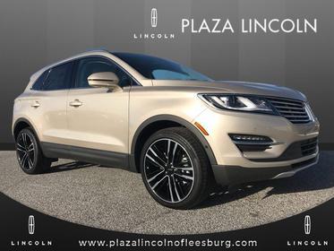 2017 Lincoln MKC RESERVE Leesburg Florida