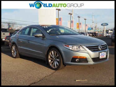 2011 Volkswagen CC EXECUTIVE 4MOTION AWD VR6 4Motion Executive 4dr Sedan Lakewood NJ