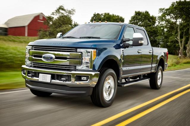 2018 Ford F-250SD LARIAT Wilmington NC