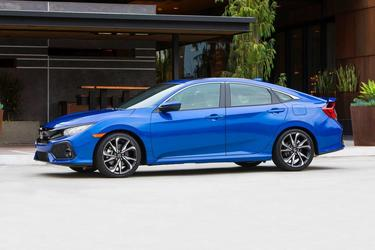 2018 Honda Civic EX EX 4dr Sedan Asheboro NC