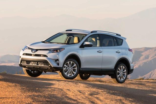 2018 Toyota RAV4 LIMITED SUV Merriam KS