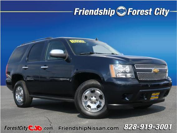 2009 Chevrolet Tahoe LS 4x4 LS 4dr SUV Forest City NC