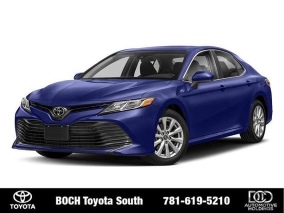 2018 Toyota Camry XLE AUTO 4dr Car Norwood MA
