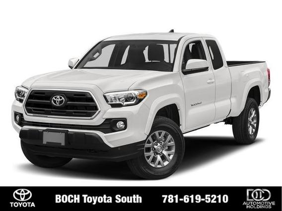 2018 Toyota Tacoma SR5 ACCESS CAB 6' BED V6 4X4 AT Extended Cab Pickup North Attleboro MA