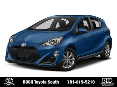 2018 Toyota Prius c TWO 4dr Car North Attleboro MA