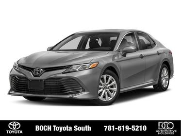 2018 Toyota Camry L AUTO 4dr Car