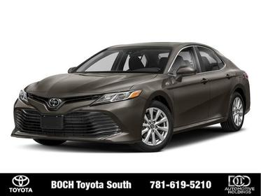 2018 Toyota Camry LE AUTO 4dr Car North Attleboro MA