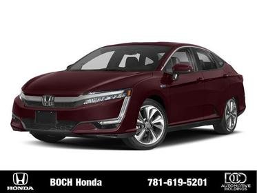 2018 Honda Clarity Plug-In Hybrid TOURING SEDAN Norwood MA