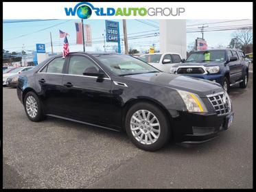 2013 Cadillac CTS 3.0L LUXURY 3.0L Luxury 4dr Sedan Lakewood NJ