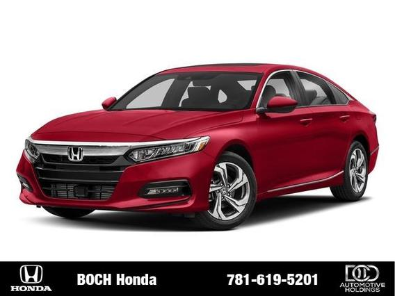 ... 2018 Honda Accord EX L CVT Norwood MA ...