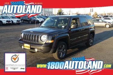 2015 Jeep Patriot LATITUDE Sport Utility Springfield NJ