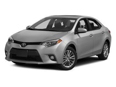 2015 Toyota Corolla LE 4dr Car North Attleboro MA