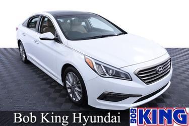 2015 Hyundai Sonata 2.4L LIMITED 4dr Car Winston-Salem NC