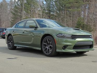 2018 Dodge Charger R/T 4D Sedan  NC