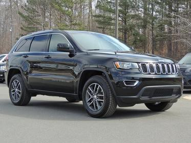 2018 Jeep Grand Cherokee LAREDO 4D Sport Utility Hillsborough NC