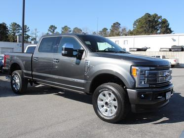 2018 Ford F-250SD PLATINUM Wilmington NC