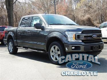 2018 Ford F-150 XLT 4D SuperCrew Charlotte NC