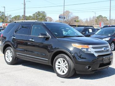 2014 Ford Explorer XLT Wilmington NC