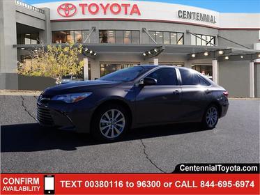 2015 Toyota Camry Hybrid XLE 4dr Car Las Vegas NV