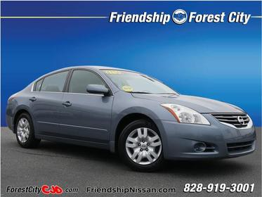 2011 Nissan Altima 2.5 2.5 S 4dr Sedan Forest City NC