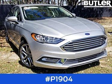 2017 Ford Fusion SE Thomasville GA