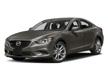 2017 Mazda Mazda6 TOURING 4dr Car