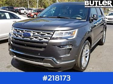 2018 Ford Explorer LIMITED Thomasville GA