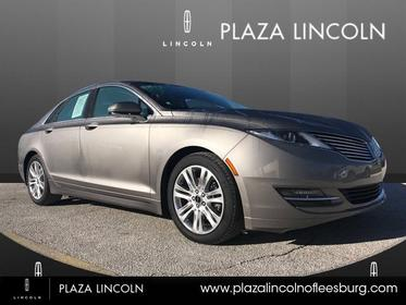 2016 Lincoln MKZ PREMIERE 4dr Car Leesburg Florida