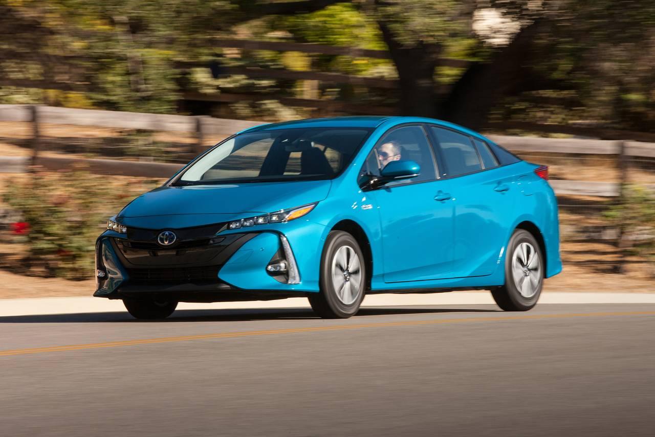 $4,500 Toyota Rebate on new 2018 Toyota Prius Prime