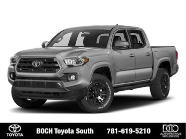 2018 Toyota Tacoma SR5 DOUBLE CAB 5' BED V6 4X4 AT Crew Cab Pickup North Attleboro MA