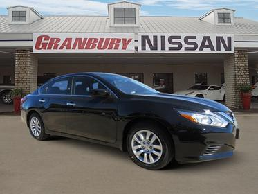 2018 Nissan Altima 2.5 S 4dr Car Granbury TX