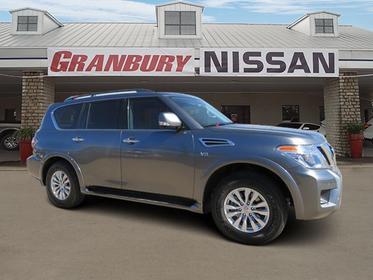 2018 Nissan Armada SV Sport Utility Granbury TX