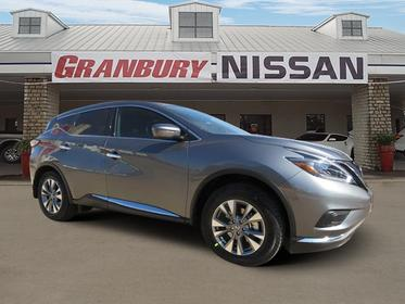 2018 Nissan Murano S Sport Utility Granbury TX