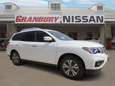 2017 Nissan Pathfinder SV Sport Utility Granbury TX