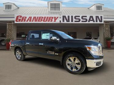 2018 Nissan Titan SV Short Bed Granbury TX